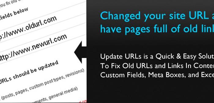 Broken URLs WordPress