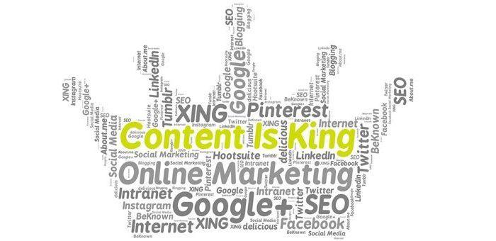 Content schrijven voor je website