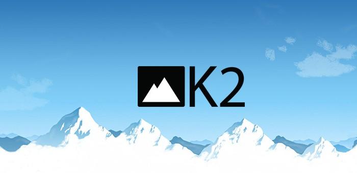 k2 joomla component